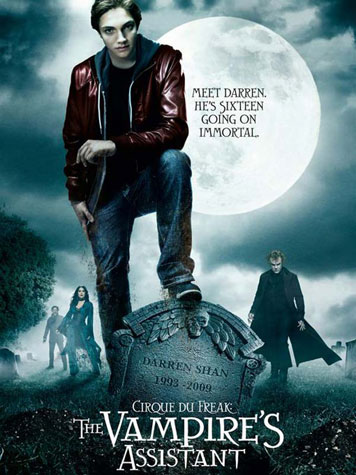 CINEM(M)A : Cirque Du Freak : The Vampire's Assistant ( L'Assistant du Vampire )
