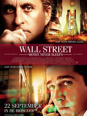CINEM(M)A : Wall Street : Money Never Sleeps
