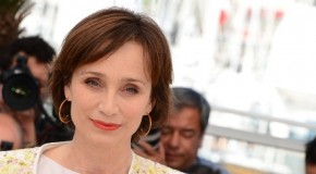 5 QUESTIONS A… Kristin Scott Thomas (Only God Forgives)
