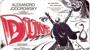 CANNES 2013 : Jodorowskys Dune de Franck Pavich