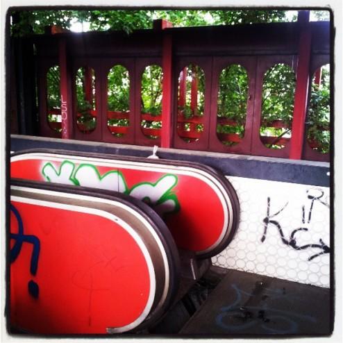 Metro Charleroi - Chet