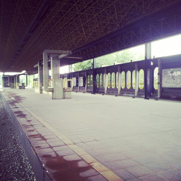 Metro Charleroi - Neuville