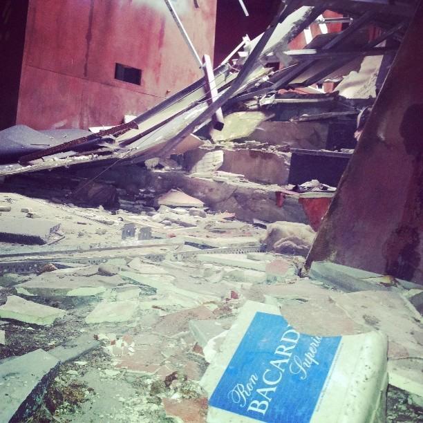 Palladium - Debris