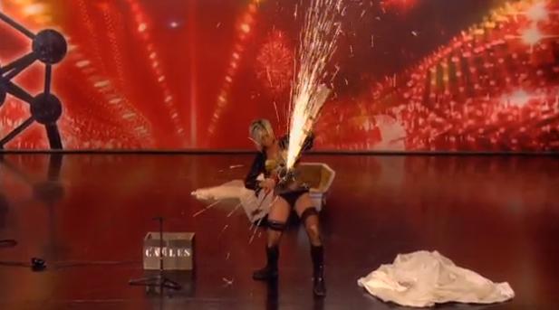 Belgium's Got Talent - Aya