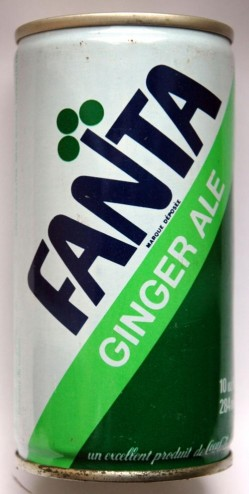 Fanta Ginger Ale