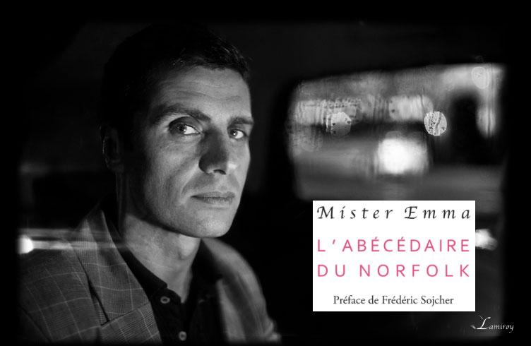 LIVRE : Commandez le livre «L'Abécédaire du Norfolk» de Mister Emma