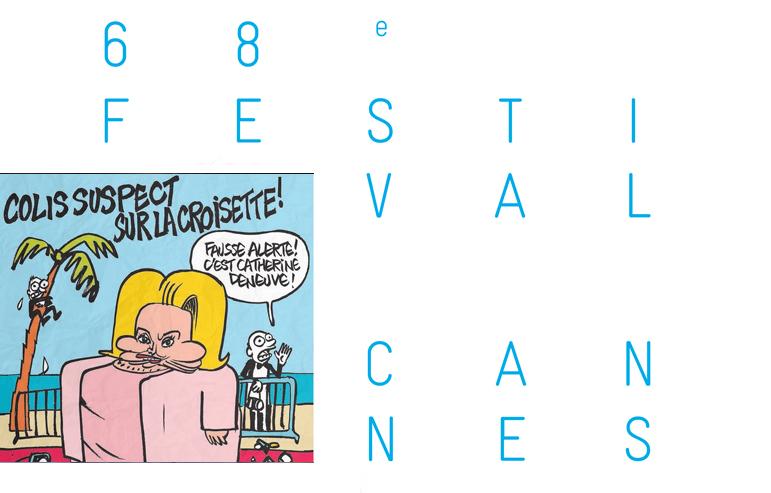 CANNES 2015 : Catherine Deneuve, Star de la polémique