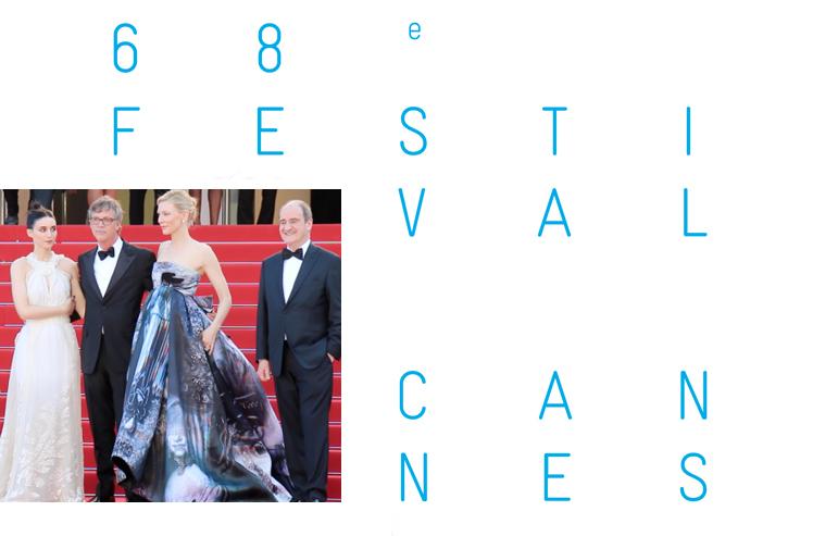 CANNES 2015 : Le glamour des montées des marches
