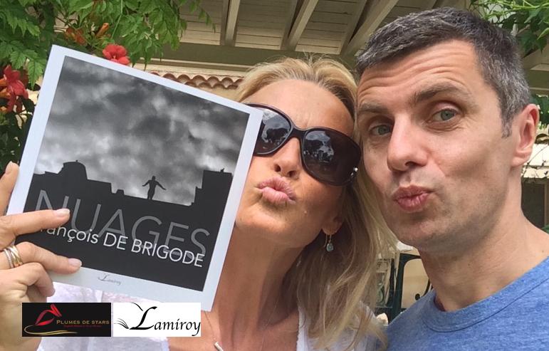 PLUMES DE STARS : Mon baiser de cinéma avec Estelle Lefébure