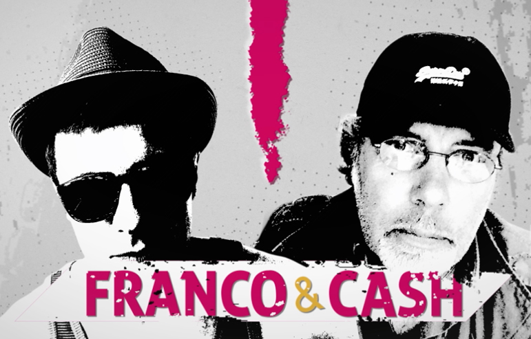FRANCO & CASH (1/4) : Mais t'es où ? Spa là !
