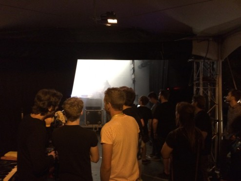 mustii-kid-noize-backstages-francofolies-spa-2015