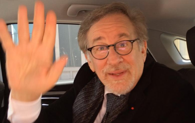 CANNES 2016 : Une journée géante avec Steven Spielberg