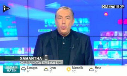 Morandini Live - Capture écran iTELE