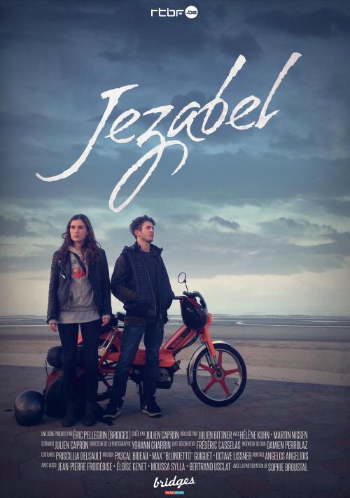 JEZABEL : La nouvelle websérie rock & roll de la RTBF