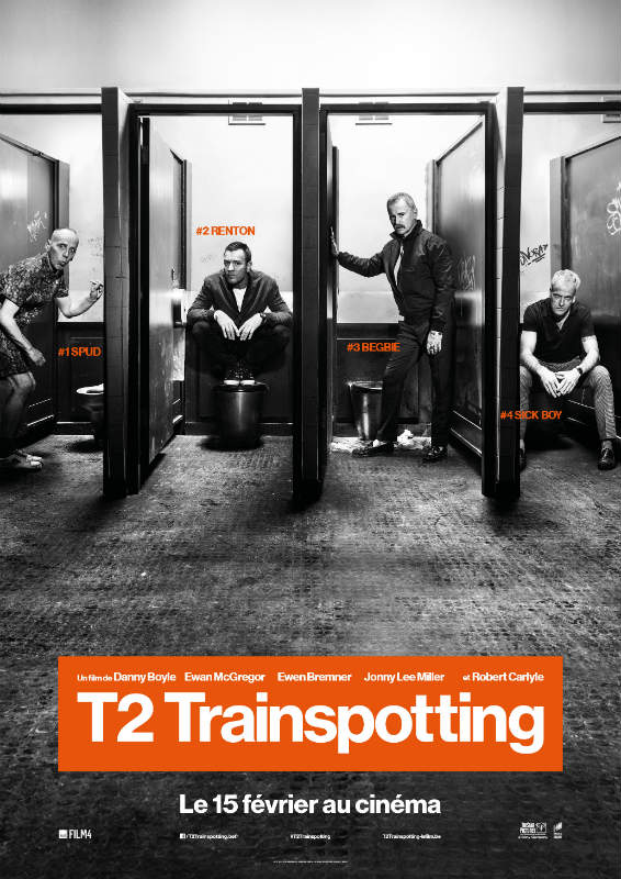 CRITIQUE : T2 Trainspotting de Danny Boyle