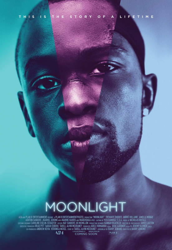 MOONLIGHT : Un film captivant sur la vie de Charon