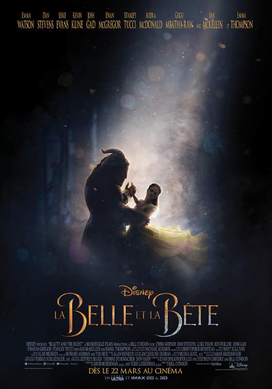 CRITIQUE : Beauty and the Beast (La Belle et la Bête) de Bill Condon