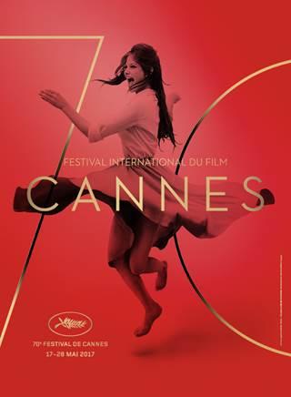 CANNES 2017 : L'affiche dévoilée et un premier film sélectionné