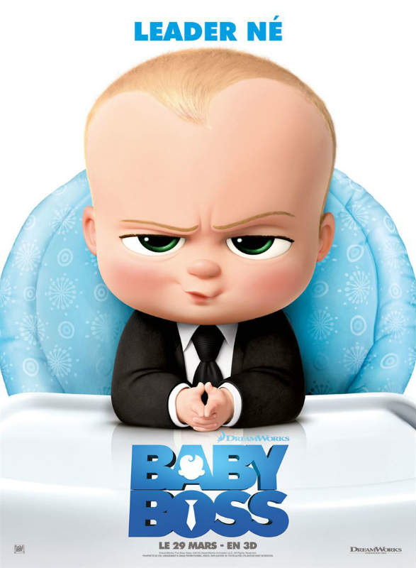 BOX OFFICE : « Baby Boss » toujours le patron !