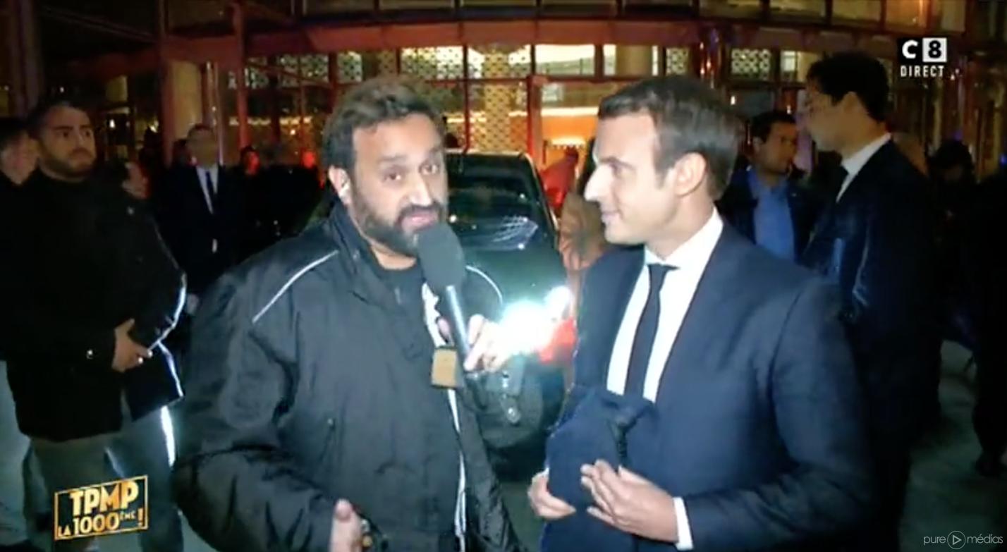 TPMP : 1000ème avec Emmanuel Macron