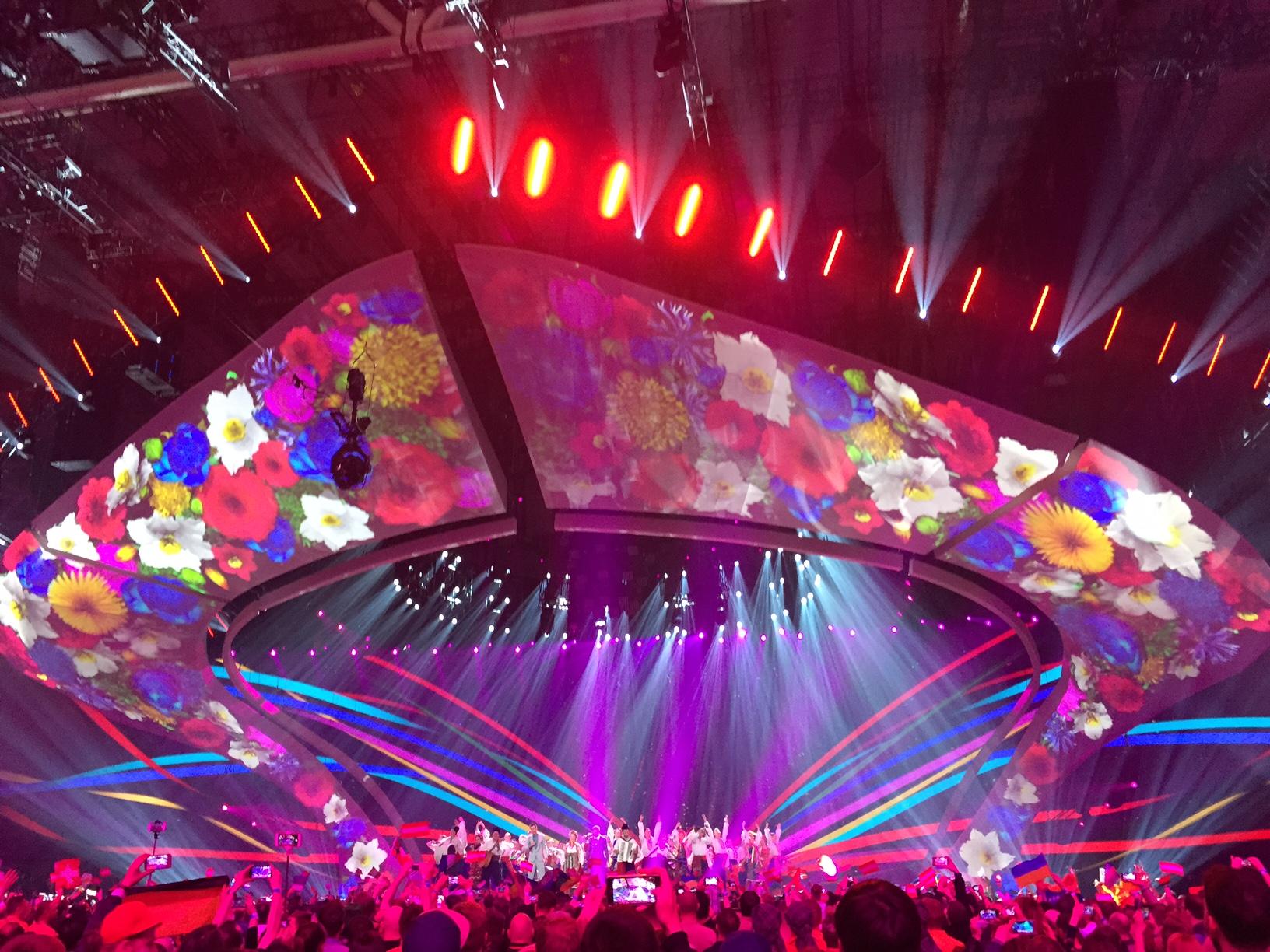 Eurovision 2017: Téléchargez votre feuille de vote!