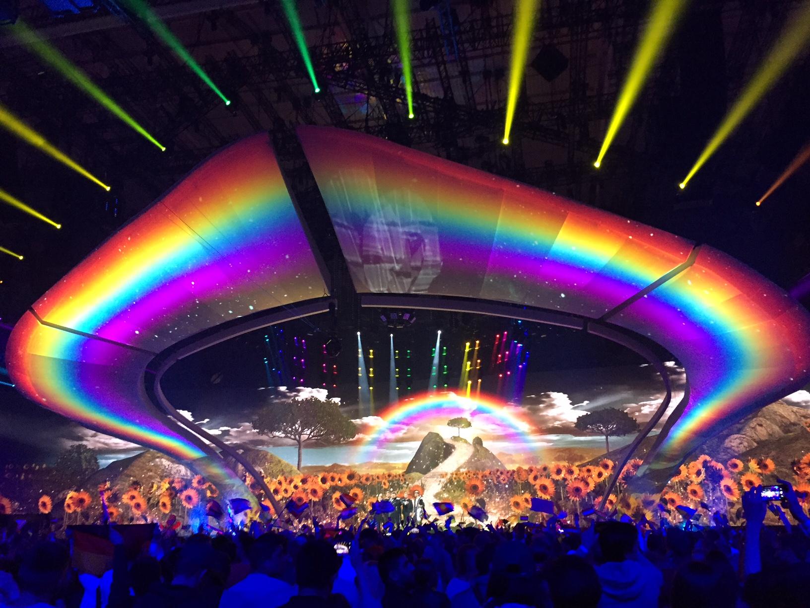 Eurovision 2017: Votre fiche de vote pour la deuxième demi-finale!