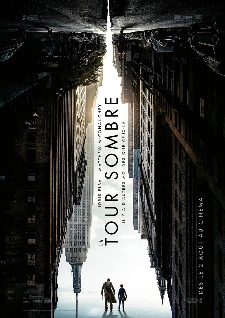 BANDE ANNONCE : «La Tour Sombre» avec Idris Elba et Matthew McConaughey