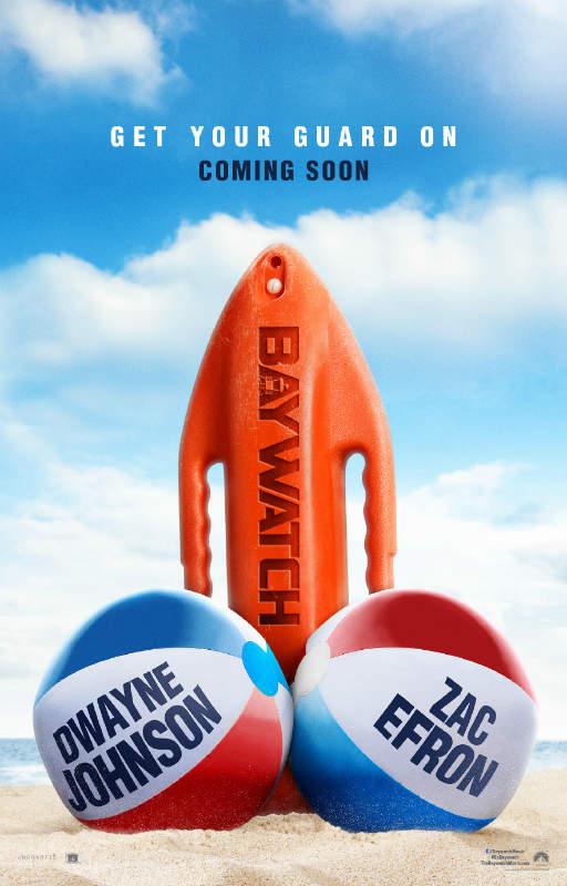 BOX OFFICE : «Baywatch» profite pleinement de la fête du cinéma
