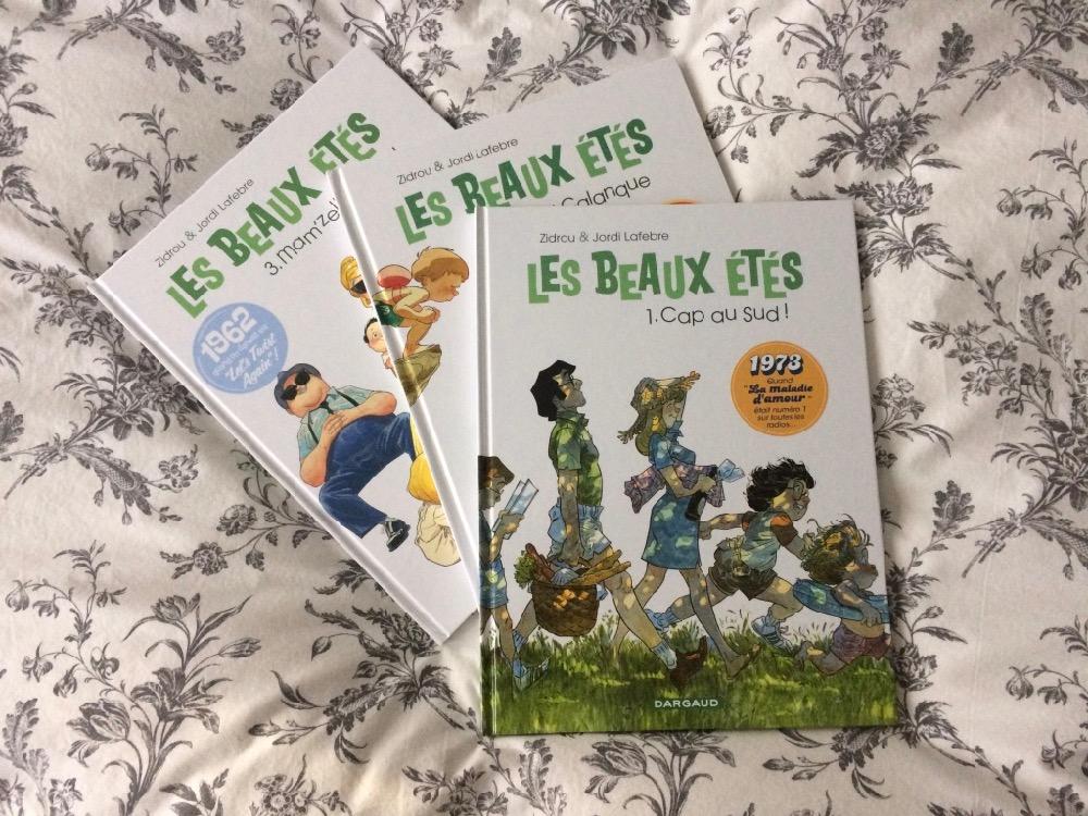 BD : «Les Beaux étés» de Zidrou et Jordi Lafèbre (Dargaud)
