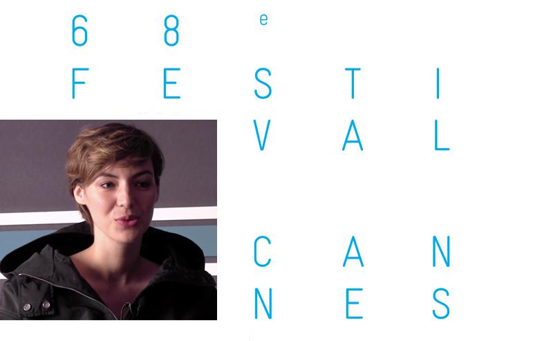 CANNES 2015 : Rencontre avec Louise Bourgoin (Je suis un Soldat)