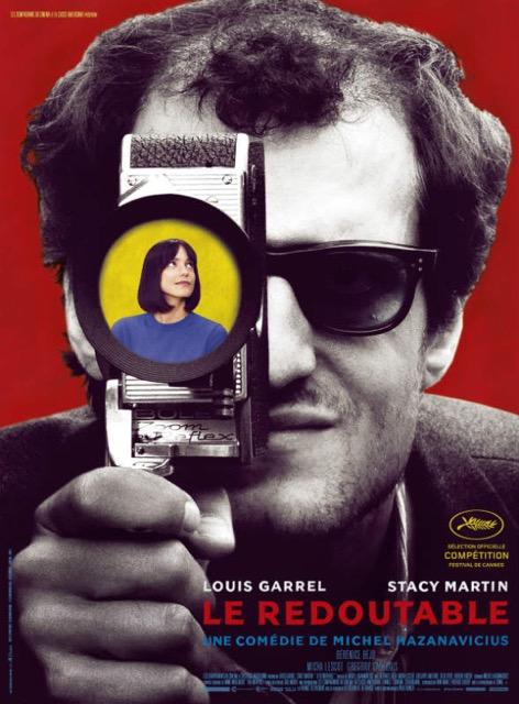 CANNES 2017 : «Le Redoutable» de Michel Hazanavicius