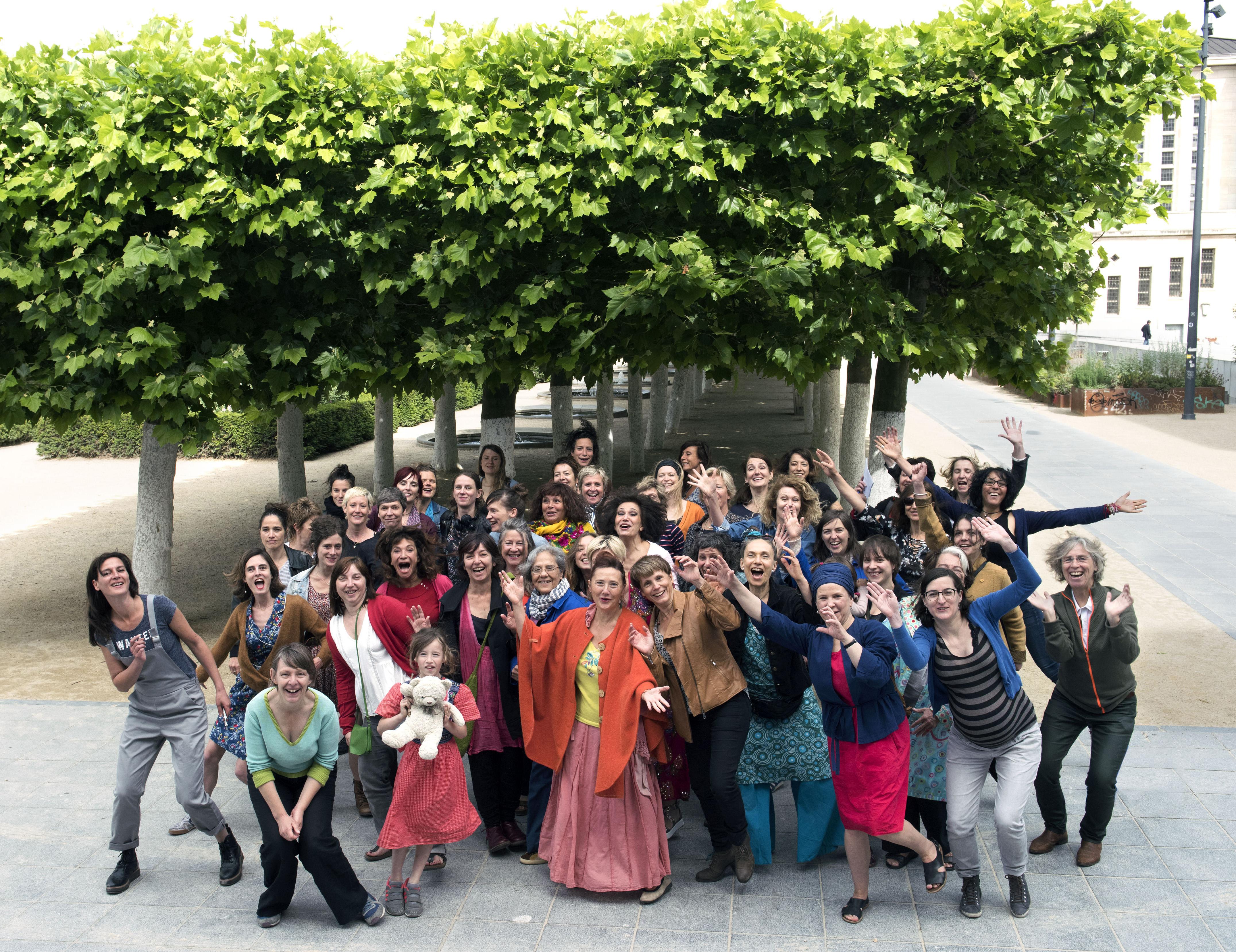 CINEMA BELGE : Les réalisatrices oubliées à la fête des 50 ans !