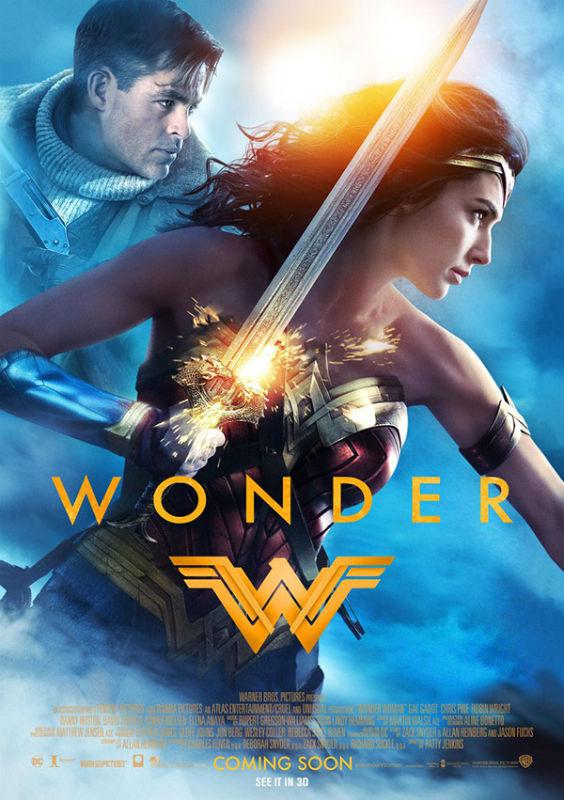 BOX OFFICE : «Wonder Woman» puissante